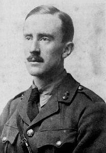 Tolkien in 1916